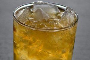 cocktail Armagnac Stinger
