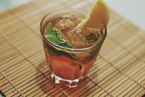 cocktail Brandy Smash