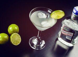 receta Cocktail daisy maría