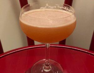 cocktail alpine glow