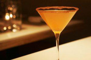 cocktail Honey Martini