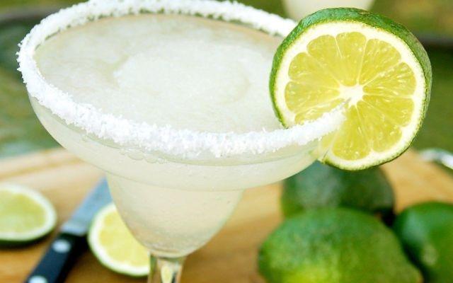 Margarita virgen sin alcohol