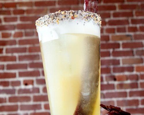 Rub Rye cocktail