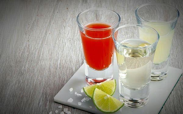 cocktail banderita