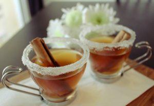 receta coctel canelazo