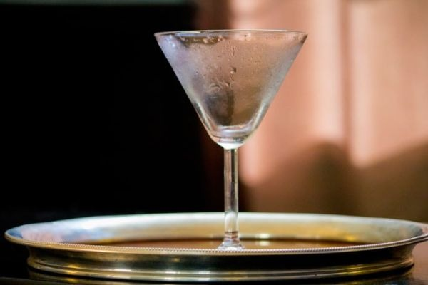 Dry Tequila Martini