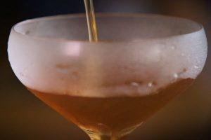 cócktail coñac clásico
