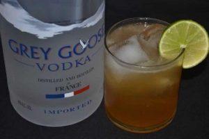 cocktail Mula de Moscú