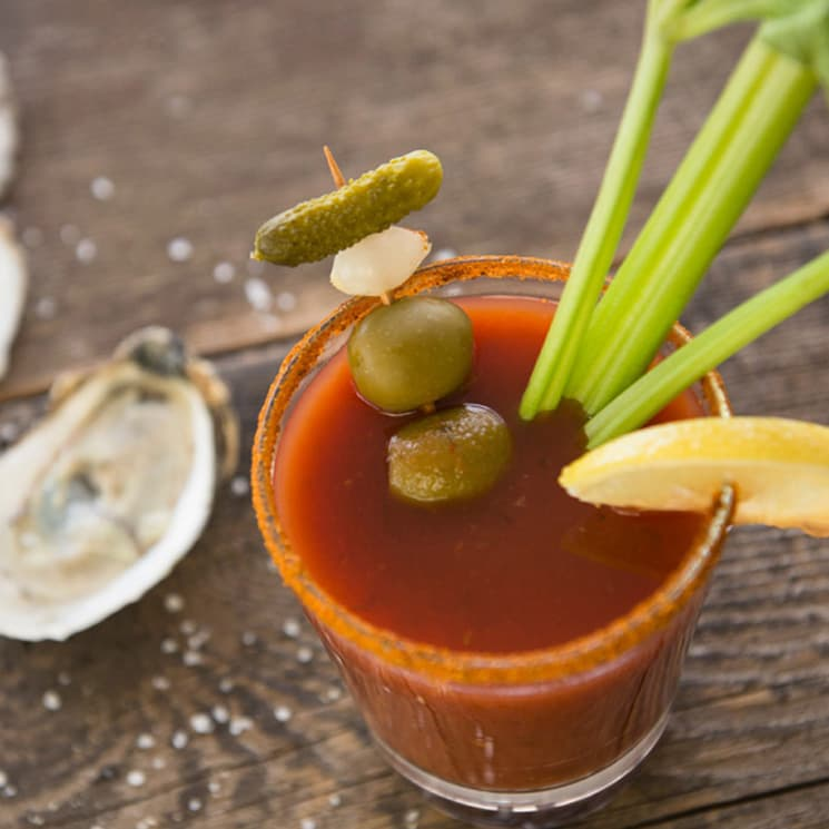 Bloody Mary con Pepinillos