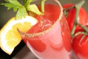Los 10 mejores cócteles con zumo de tomate