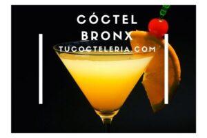Cóctel Bronx